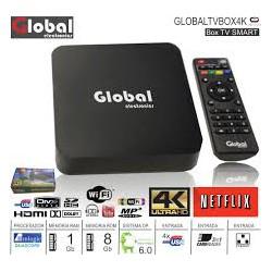 SMART TVBOX 4K GLOBAL